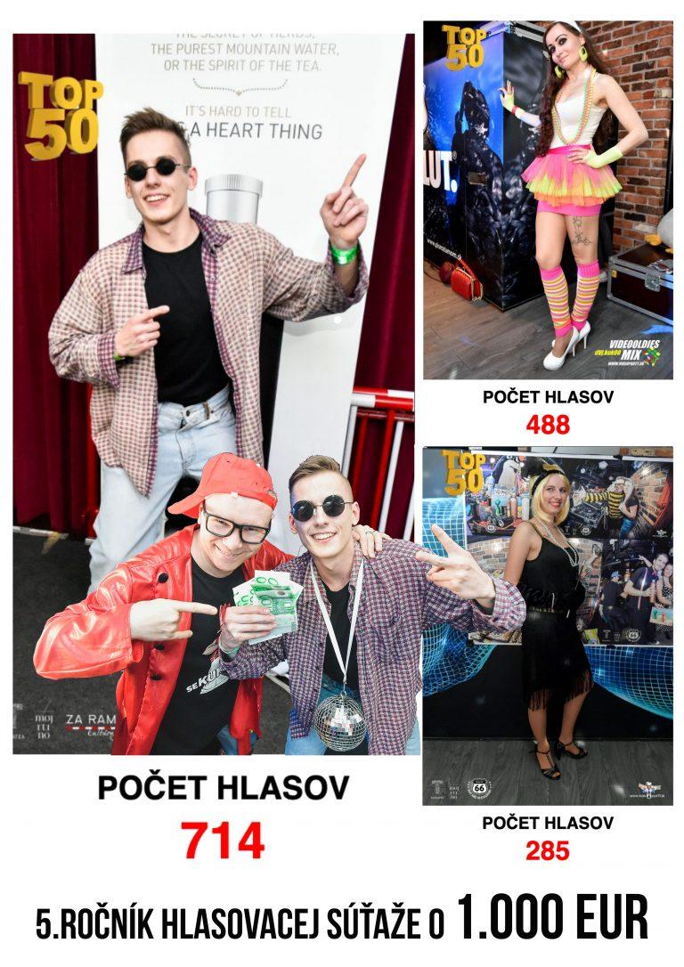 VITAZ / TOP RETRO 2018